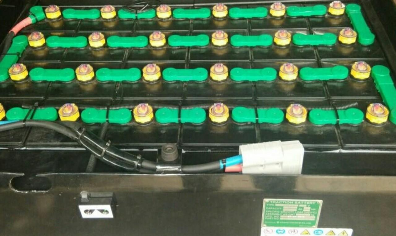 Bình điện xe nâng hàng nhập khẩu