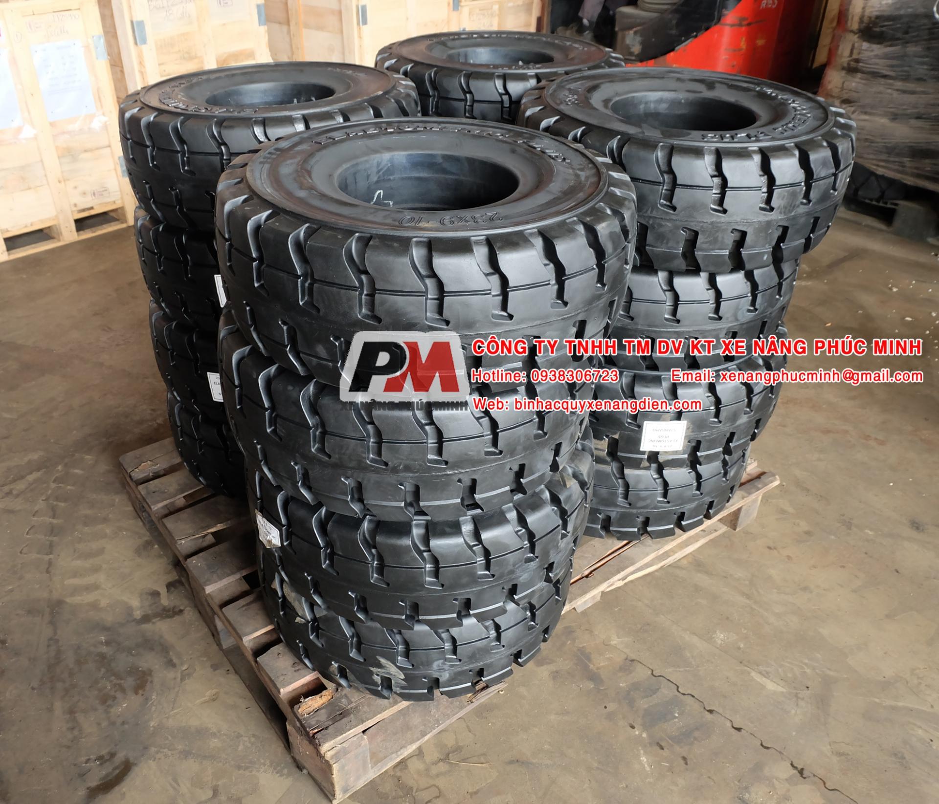Lốp xe nâng Tại Đồng Nai
