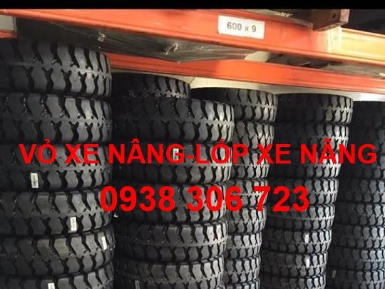 Vỏ xe nâng tại Đồng Nai