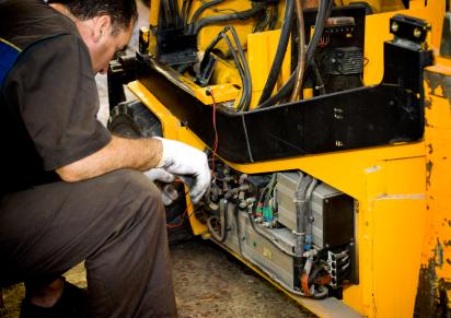 Sửa chữa xe nâng điện