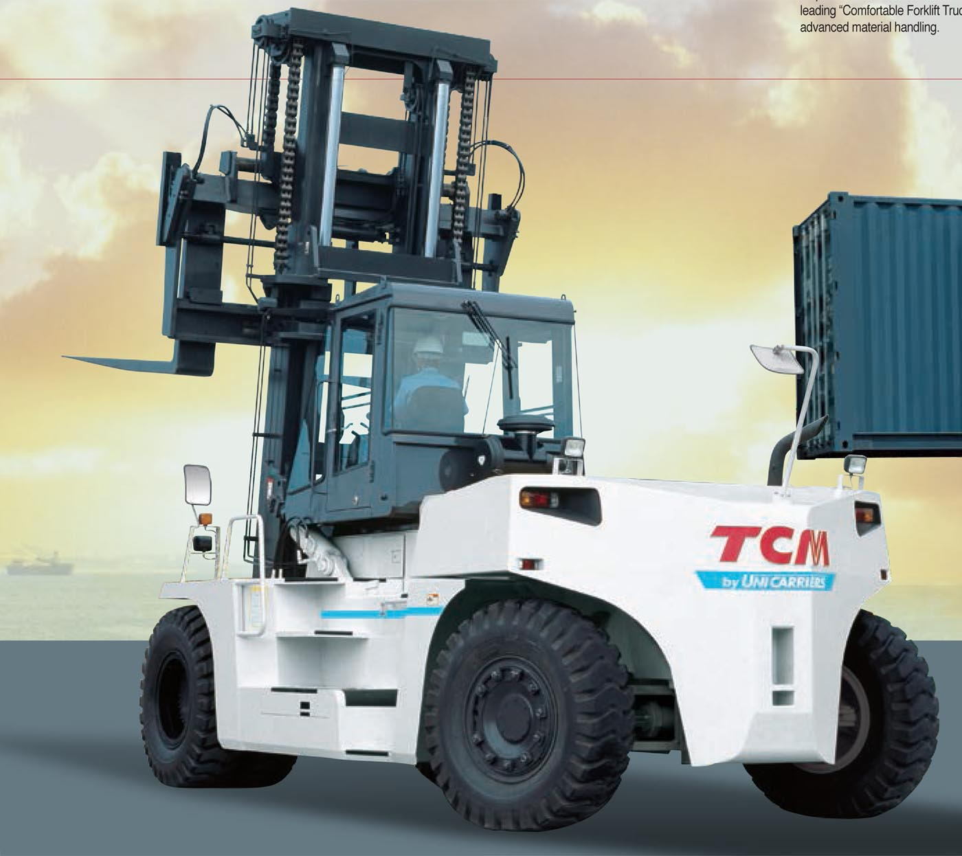 xe nâng hàng TCM